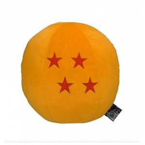Dragon Ball Makafushigi Adventure - 4 Stars Crystal Ball Cushion - Ichiban Kuji [Banpresto] [Used]