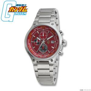 Watch - Mobile Suit Gundam Zeon army Red Ver. Bandai Premium Limited Edition [Goods]