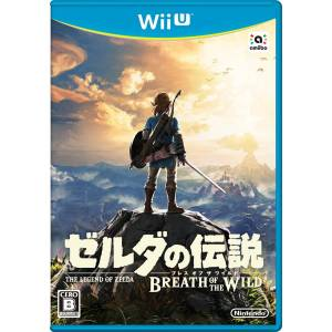 The Legend of Zelda: Breath of the Wild - Standard Edition [Wii U]