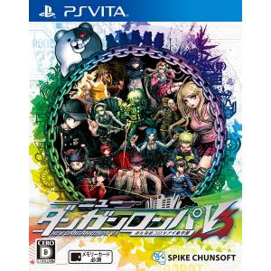 New Danganronpa V3 - Minna no Koroshiai Shin Gakki / Everyone's New Semester of Killing [PSVita - Used Good Condition]