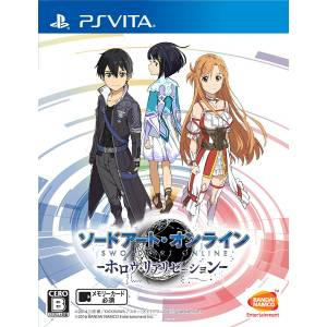 Sword Art Online Hollow Realization [PSVita - Used Good Condition]