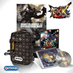 Monster Hunter XX / Double Cross - e-Capcom Limited Edition [3DS]