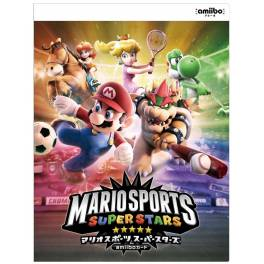 Mario Sports: Superstars - Amiibo Card Album [Wii U/3DS]