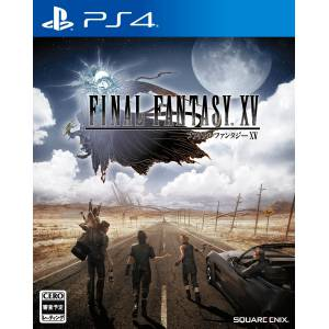 Final Fantasy XV - Standard Edition (Includes English, French, Spanish, German, Portuguese Languages) [PS4-Used]