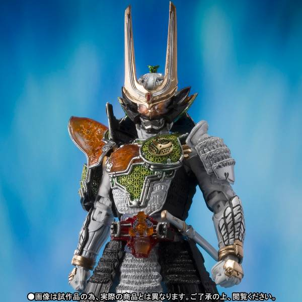 Kamen Rider ZANGETSU SHIN MELON ENERGY ARMS Limited Edition [S.I.C.]