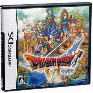 Dragon Quest VI - Maboroshi no Daichi / Le Royaume des Songes [NDS - Occasion BE]