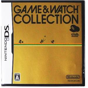 Game & Watch Collection [NDS - Occasion BE]