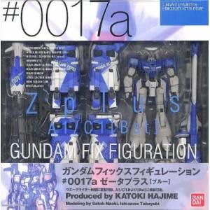 GUNDAM - 0017-a ZPlus (Blue ver.) [METAL COMPOSITE Fix Figuration]