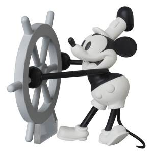 Disney Series 6 - Mickey Mouse (Steamboat Willie) [Ultra Detail Figure No.350 / UDF]