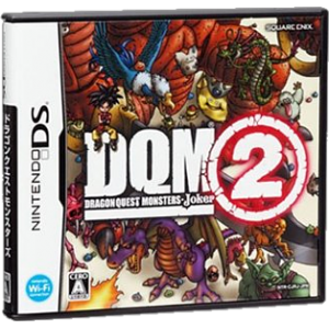 Dragon Quest Monsters Joker 2 [NDS - Used Good Condition]