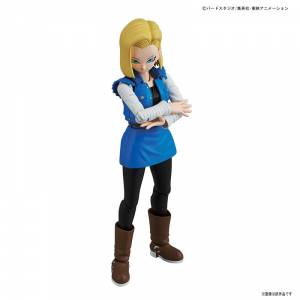 Dragon Ball Z - Android 18 / C18 [Figure-rise Standard]