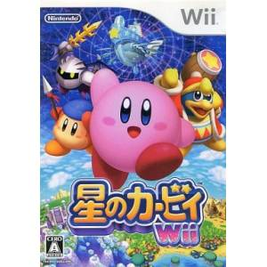 Hoshi no Kirby Wii / Kirby's Adventure [Wii - Used Good Condition]