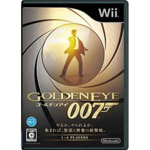 GoldenEye 007 [Wii - Used Good Condition]