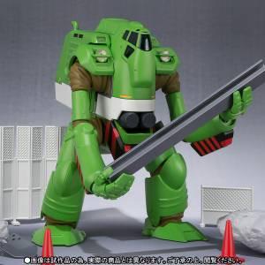 Patlabor - Tyrant 2000 & Construction Site Set SIDE Labor Limited Edition [Robot Damashii / Spirits]