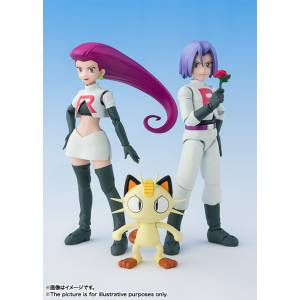 Pokemon - Team Rocket [SH Figuarts]