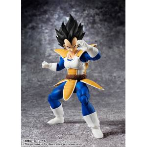Dragon Ball Z - Vegeta [SH Figuarts]