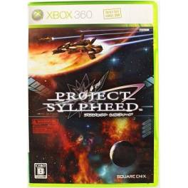 Project Sylpheed [X360 - Used Good Condition]