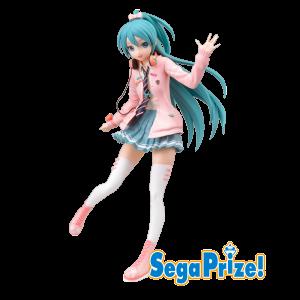 Project DIVA Arcade Future Tone - Hatsune Miku (Ribbon Girl Ver.) [Sega] [Used]