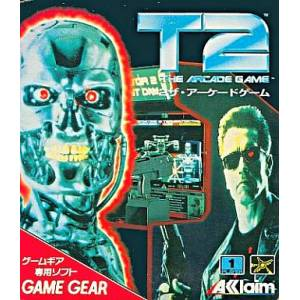 T2 - The Arcade Game [GG - Used Good Condition]