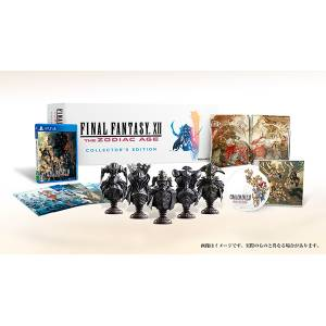 Final Fantasy XII The Zodiac Age - Collector's Square Enix E-store Limited Edition [PS4]