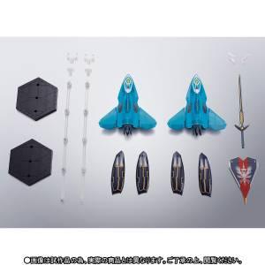 Macross Delta SV-262Hs Draken III (Keith Aero Windermere Model) Lill Draken & Missile Pod Ltd Ed [DX Chogokin]
