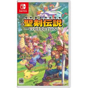 Seiken Densetsu Collection / Collection of Mana [Switch]