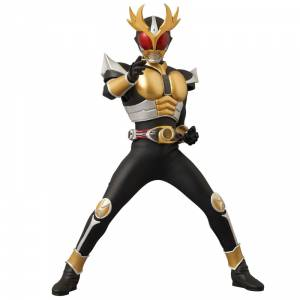 Kamen Rider Agito Grand Form (Renewal Ver.) [RAH / Real Action Heroes 772 DX]
