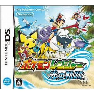 Pokemon Ranger - Hikari no Kiseki / Pokemon Ranger - Sillages de Lumière [NDS - occasion BE]