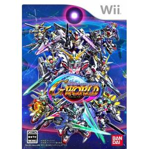 SD Gundam G Generation World [Wii - occasion BE]