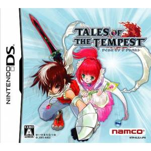 Tales of the Tempest [NDS - Occasion BE]