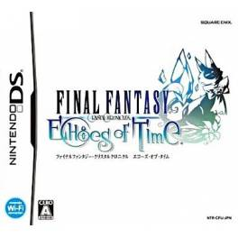 Final Fantasy Crystal Chronicles - Echoes of Time [NDS - Used Good Condition]