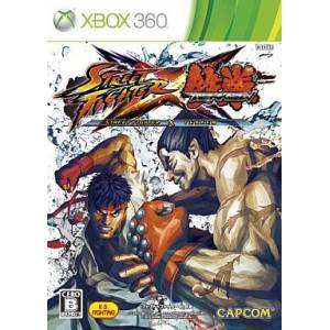 Street Fighter X Tekken [X360 - Used Good Condition]