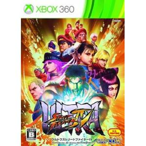 Ultra Street Fighter IV [X360 - Used Good Condition]