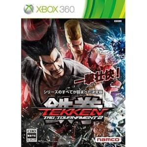 Tekken Tag Tournament 2 [X360 - Used Good Condition]