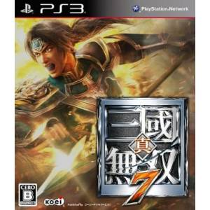Shin Sangoku Musou 7 / Dynasty Warriors 8 [PS3 - Used Good Condition]