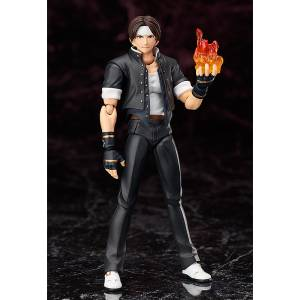 FREE SHIPPING - THE KING OF FIGHTERS '98 ULTIMATE MATCH - Kyo Kusanagi [Figma SP-094]