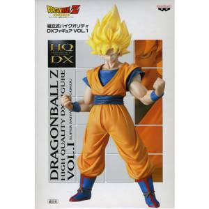 Dragon Ball Z HQ DX Vol 1 - Son Gokuh Super Saiyan