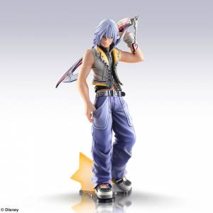 Kingdom Hearts II: Riku [Static Arts Gallery]
