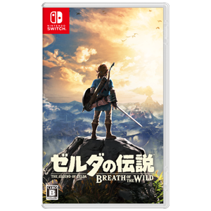 Zelda no Densetsu - Breath of the Wild [Switch - Used]