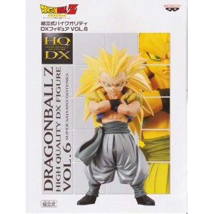 Dragon Ball Z HQ DX Vol 6 - Gotenks Super Saiyan 3