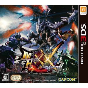 Monster Hunter XX / Double Cross [3DS - Used]