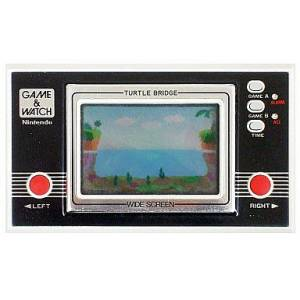 Turtle Bridge - Wide Screen TL-28 - occasion / loose [Game & Watch]