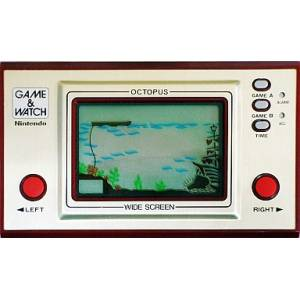 Octopus - Wide Screen OC-22 - occasion / loose [Game & Watch]