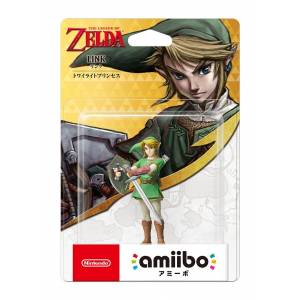 Amiibo Link (Twilight Princess ver.) - The Legend of Zelda series [3DS]