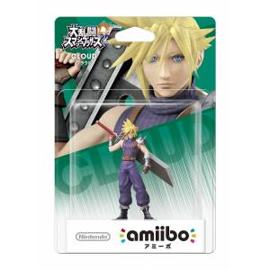 Amiibo Cloud - SUPER SMASH BROS. SERIES VER. [Wii U]