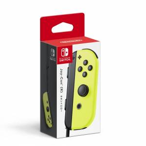 FREE SHIPPING - Nintendo Switch Joy-Con (R) Neon Yellow Limited Version [Switch]