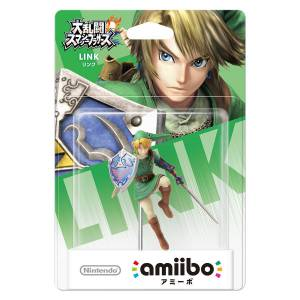 IN STOCK ! Amiibo Link - Super Smash Bros. series Ver. [Wii U]