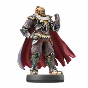 EN STOCK! Amiibo Ganondorf - Super Smash Bros. series Ver. [Wii U]