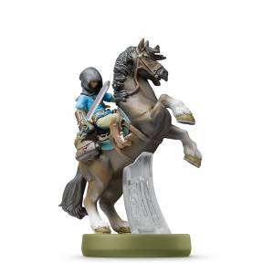 RESTOCK FIN NOVEMBRE - Amiibo Link Rider - Legend of Zelda Breath of the Wild series Ver. [Switch / Wii U]