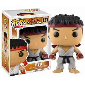 Street Fighter - Ryu [POP! 137]